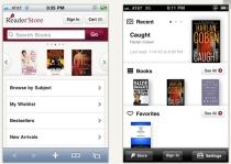 Sony Reader apps