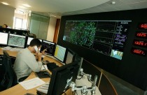 Eir Grid Ireland Electricity Utilities Control Room Video Wall