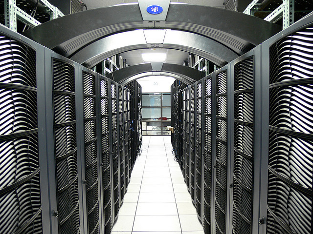 At Cloud Scale, Data Centers are the New Servers