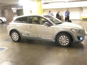 Volvo's C30 EV