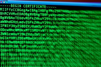 SSL - security code