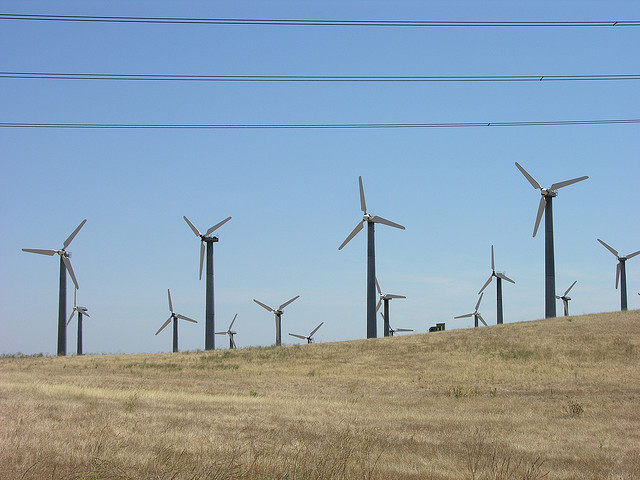 Altamont wind