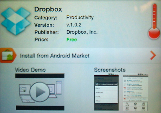 android-market-video-demo