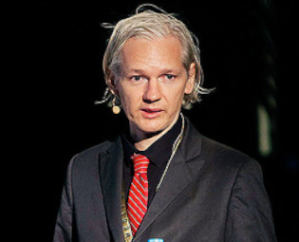 WikiLeaks' leader Julian Assange