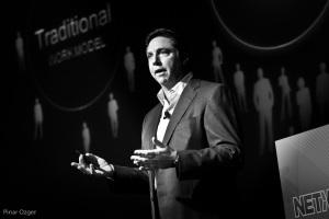 Brett Caine, President, Citrix Online