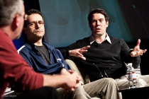 Dave Hersh and Bradley Horowitz at Net:Work 2010