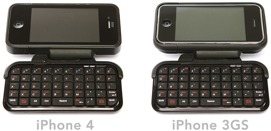 iPhone Keyboard Case