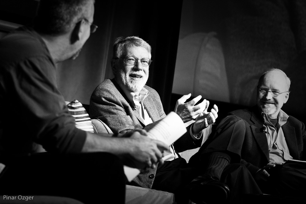 John Hagel III and John Seely Brown at Net:Work 2010