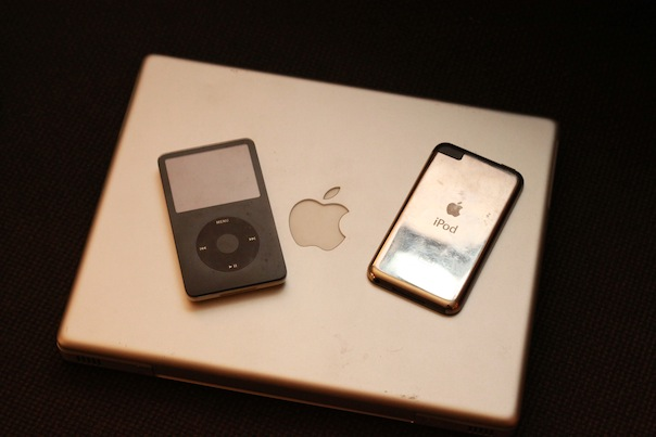 old-apple-gear