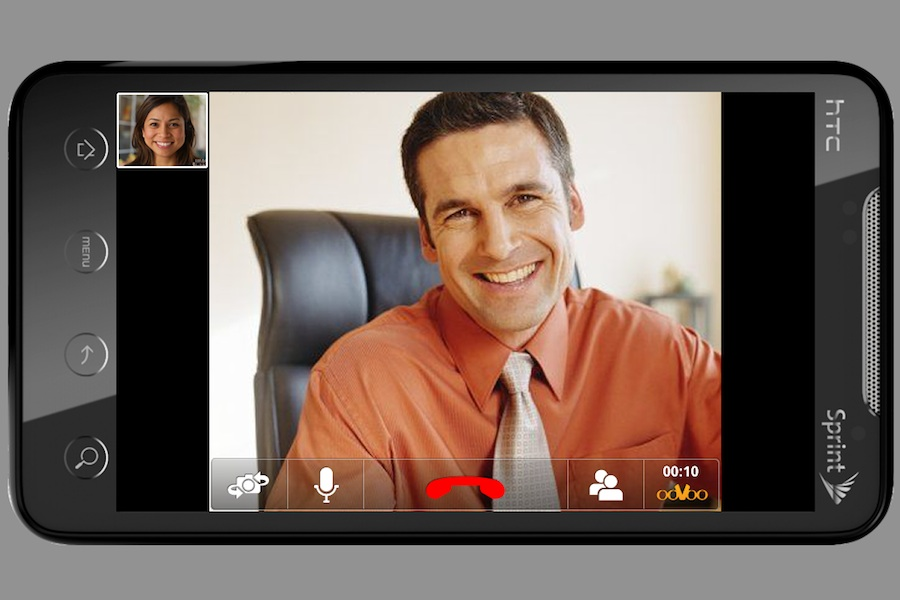 oovoo takes multi user mobile video chat into the cloud