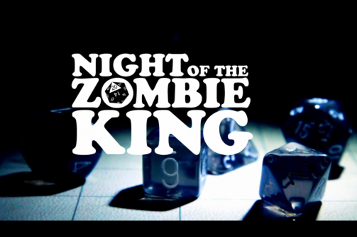 gold night of the zombie king