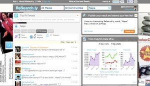 ReSearch.ly - Instant Communities In Real-Time with Viral Analytics and Viral Search