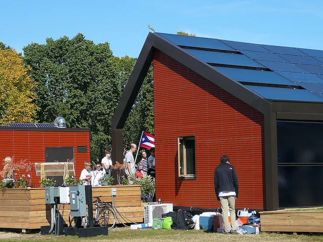 Solar Decathlon 2009
