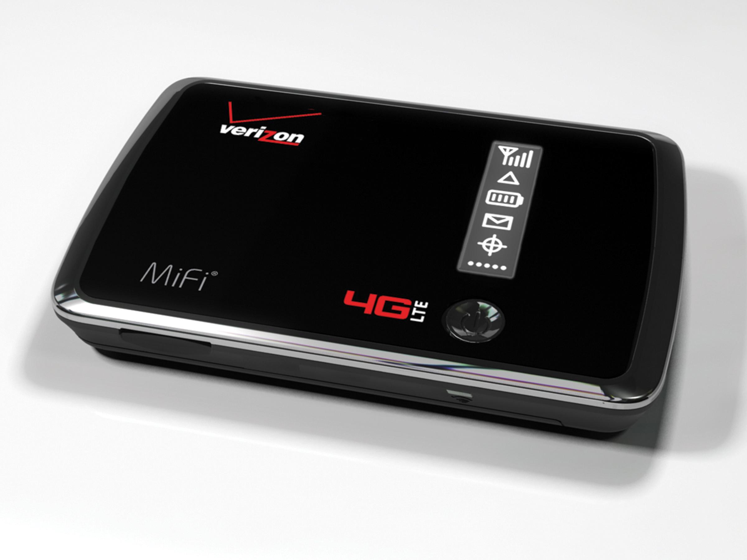 Novatel 4G LTE MiFi 4510L - Verizon