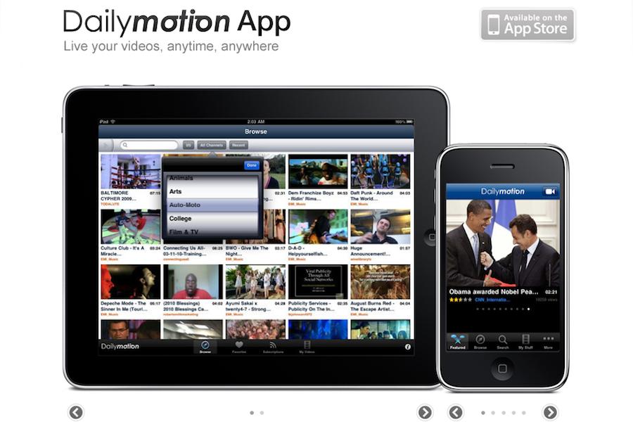 Dailymotion Movies