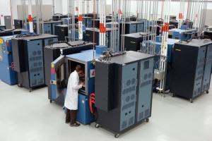 Envia's battery factory