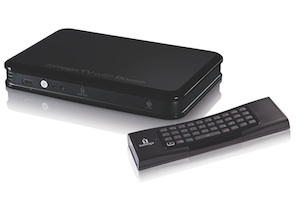 Iomega-TV-with-Boxee-Box-and-Remote
