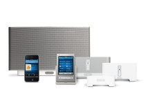 The Sonos system eliminates wires, and integrates a variety of music sources.