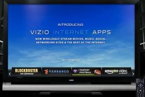 vizio apps