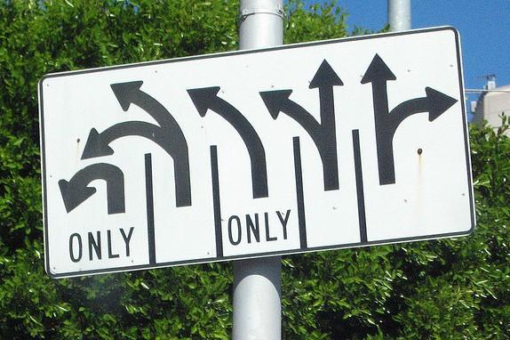 confusing traffic signs gigaom