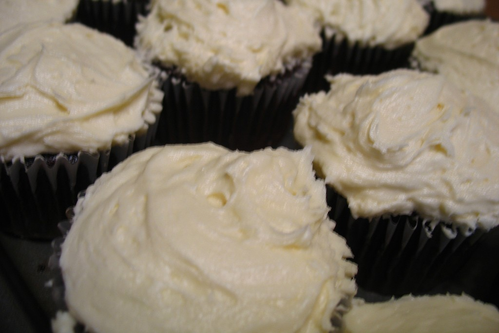 Cupcake social