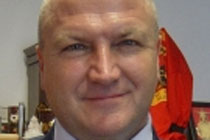 Bob Crow, image courtesy of RMT