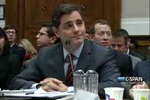 Chairman Julius Genachowski, who was the original wimp when it came to reclassifying broadband.
