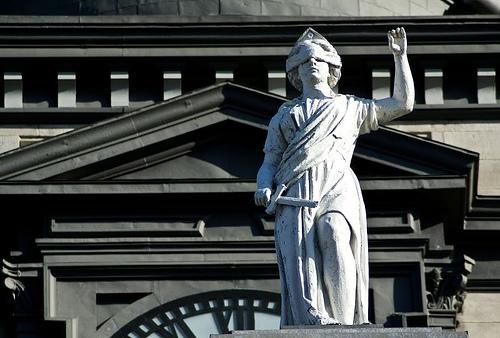 justice blind