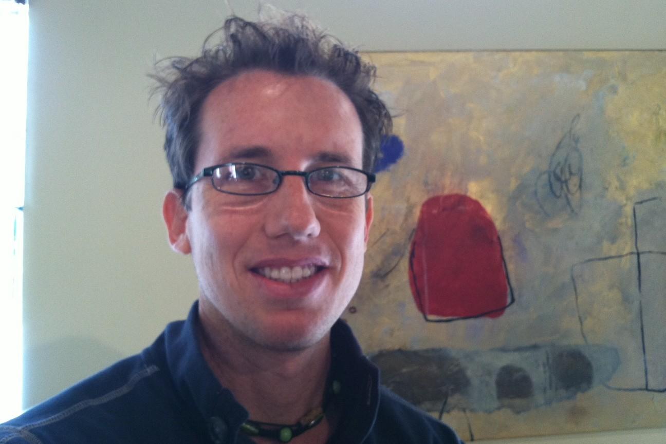 Trey Ratcliff, creator of 100 Cameras and I