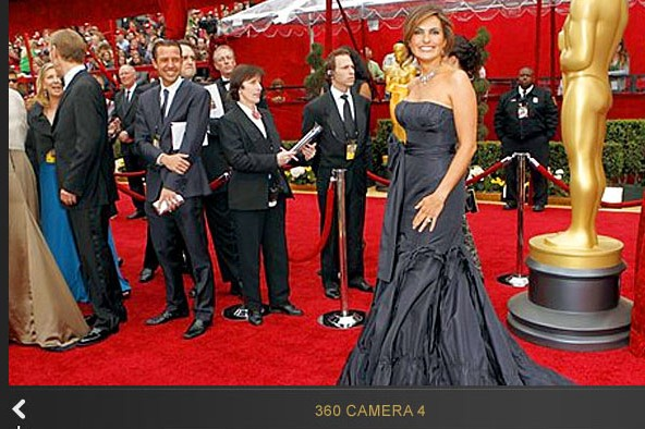 oscars red carpet coverage