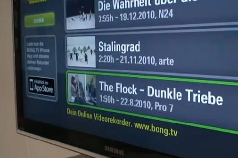 samsung bong.tv
