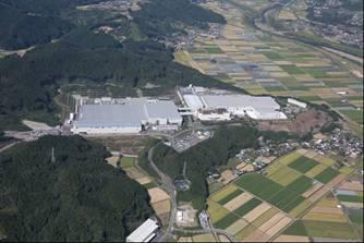 Solar Frontier Kunitomi factory 1