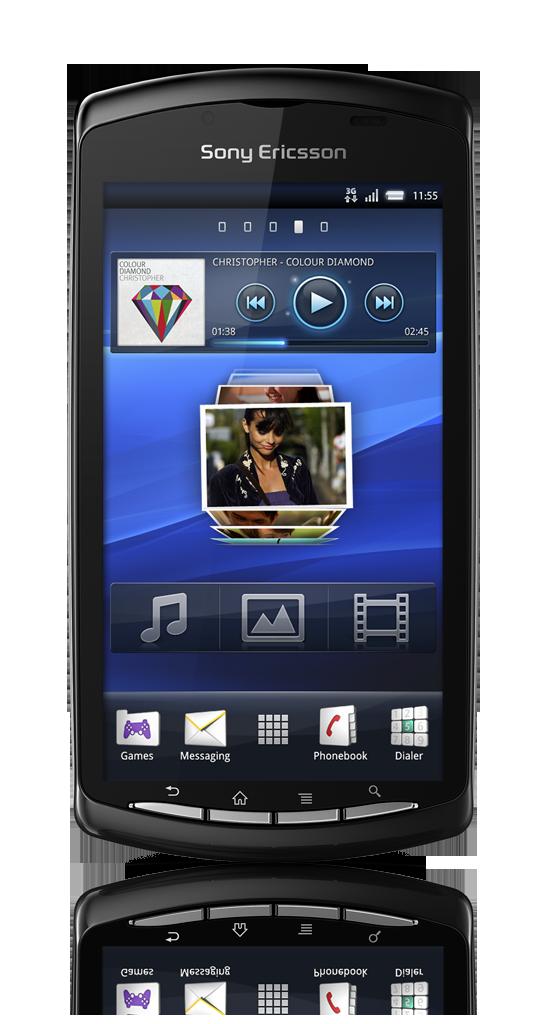 sony ericsson xperia play black. Sony Ericsson Xperia Play