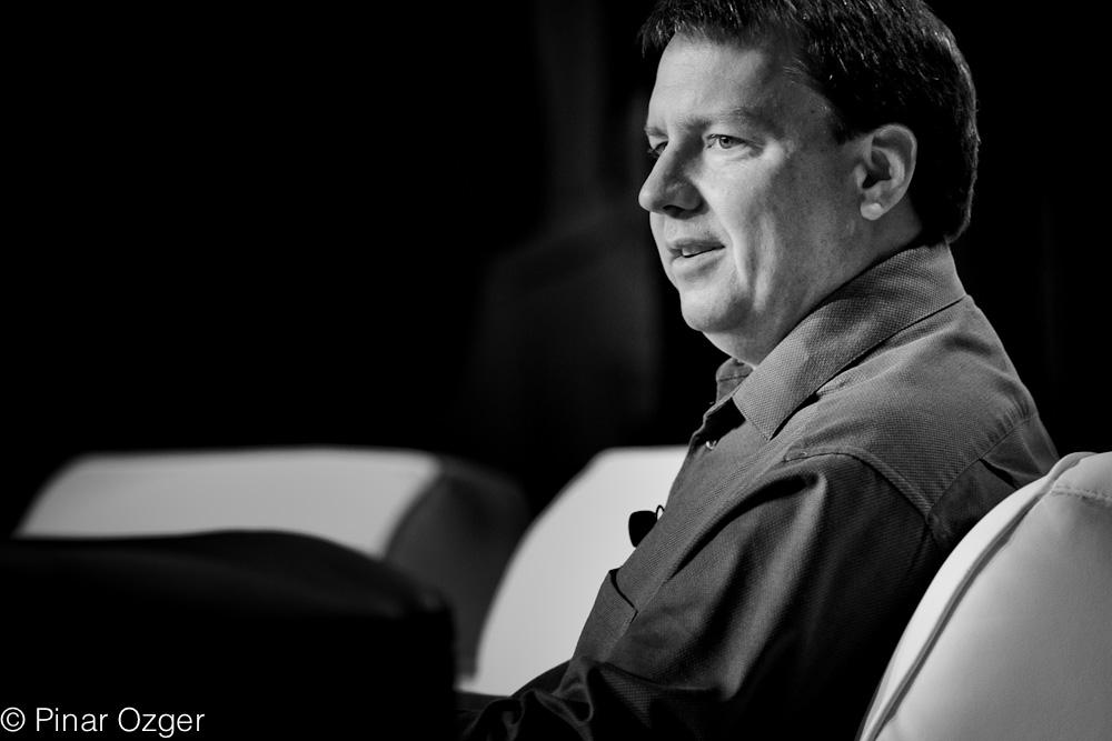 Dave Hitz, NetApp, at Structure Big Data 2011