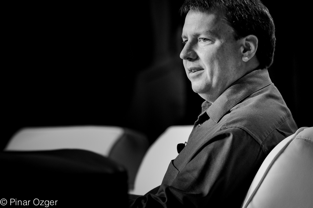 Dave Hitz, NetApp, at Structure Big Data 2011