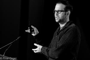 Braxton Woodham, Tap11, at Structure Big Data 2011