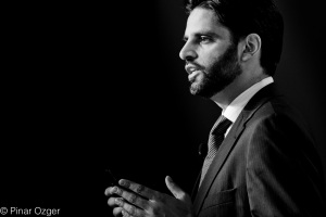 Irfan Khan, Sybase, at Structure Big Data 2011
