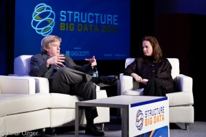 Donald Ferguson, CA Technologies, at Structure Big Data 2011