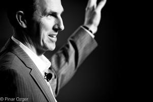 Marc Parrish, Barnes & Noble, at Structure Big Data 2011