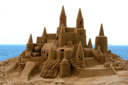 Building Sand Castles : Building sand castles essays ephemera