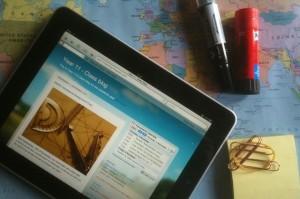 iPad in school