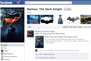 batman facebook