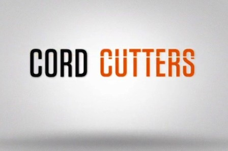 "Logo for the GigaOM web show ""Cord Cutters"""