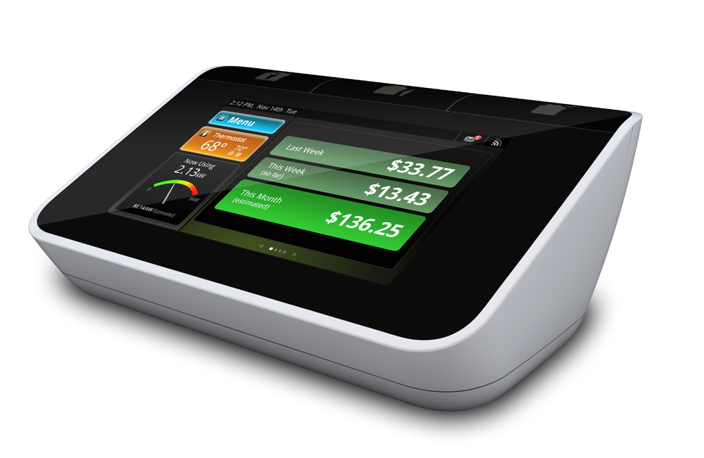 EnergyHub's former business of high-end energy dashboards.