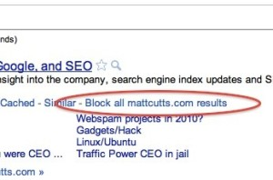 Google Lets You Block Sites From Search Results – Gigaom