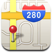 iOS-Maps-app-icon