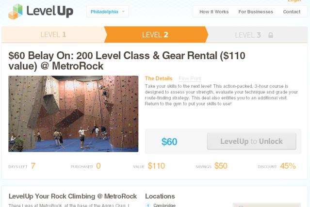 LevelUp_Rock_Climbing_Level_2