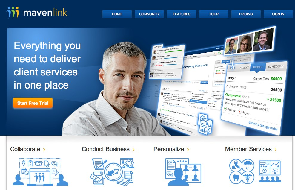 Mavenlink_ A better way to manage your projects from start to finish