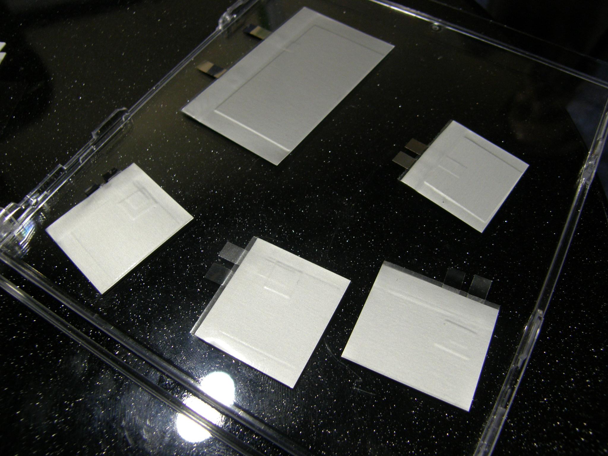 Planar Energy System's Thin Film Batteries