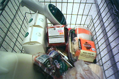 Shopping basket by PSB on Flickr